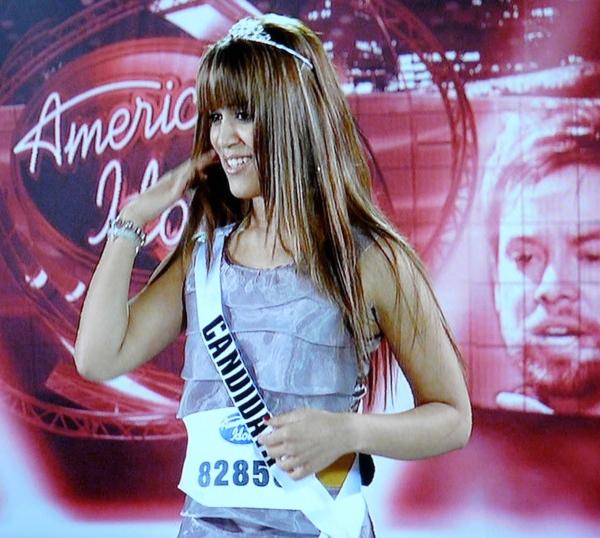 I'm Miss Latina Florida USA!