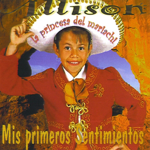 Allison Iraheta kid pic in sombrero