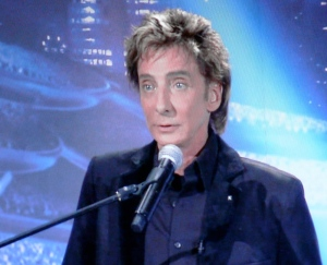 Barry Manilow's New Face Lift