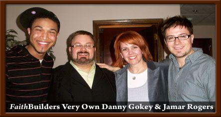 Faithbuilders + Danny Gokey + Jamar Rogers