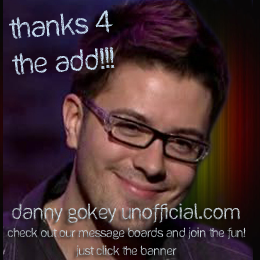 Danny Gokey's Unofficial Fan Board!