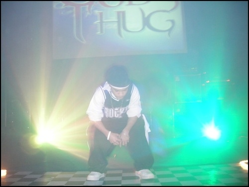 FBIM Thug Hug