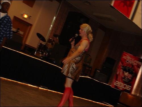 FBIM's Pastor Kevin: Does he do better drag than Adam Lambert?