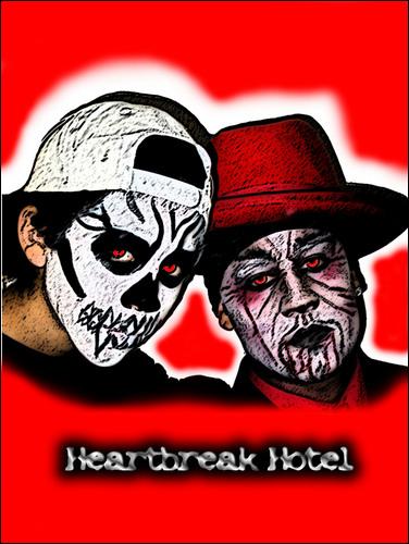 The stars of FBIM Heartbreak Hotel