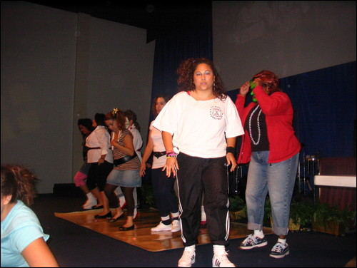 FBIM 80s Night Dancing