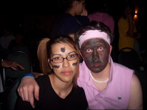 Son of Pastor Rolex in Blackface