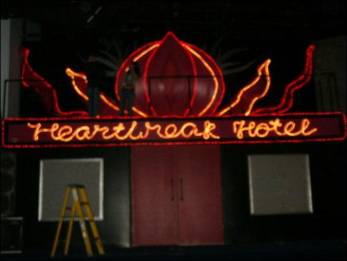 FBIM Heartbreak Hotel