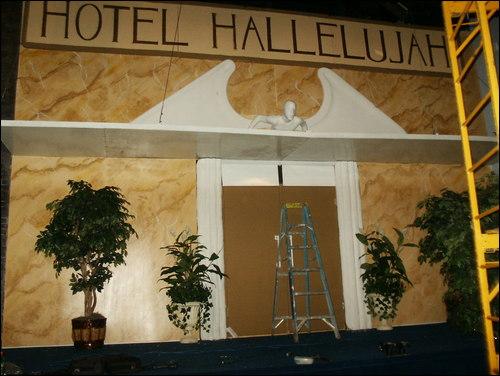 FBIM Hotel Hallelujah
