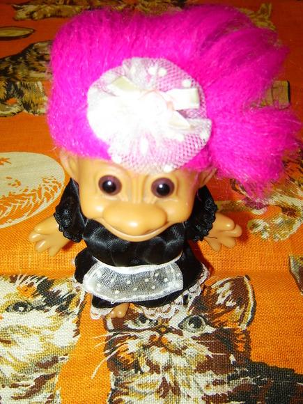 Alison Iraheta Troll Doll