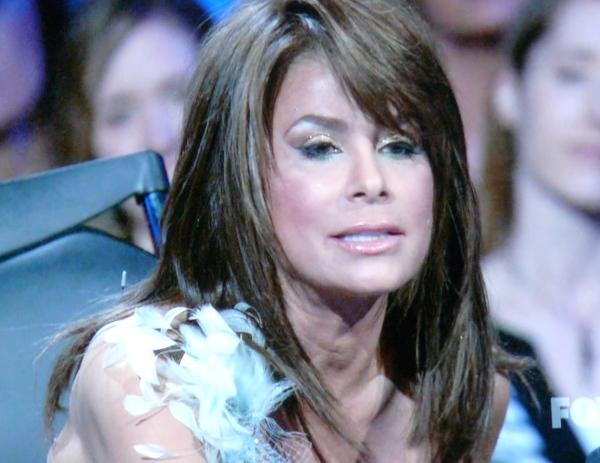 Paula Abdul: Please keep spiking her Diet Coke
