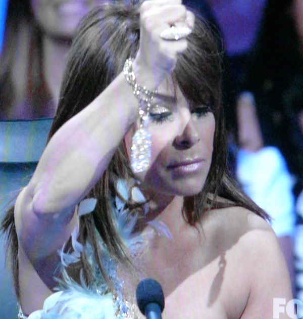 Paula Abdul Jewelry Collection: TWO pieces!