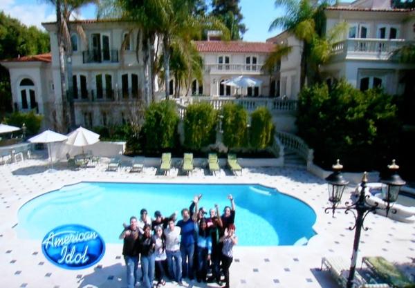 American Idol's Pimp Pad