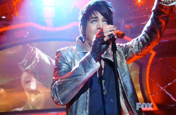 Adam Lambert: Ring of Fire