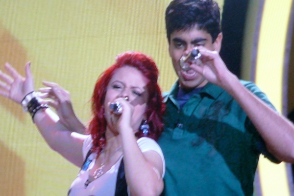 I want to sing drunk karaoke with Alison and Anoop