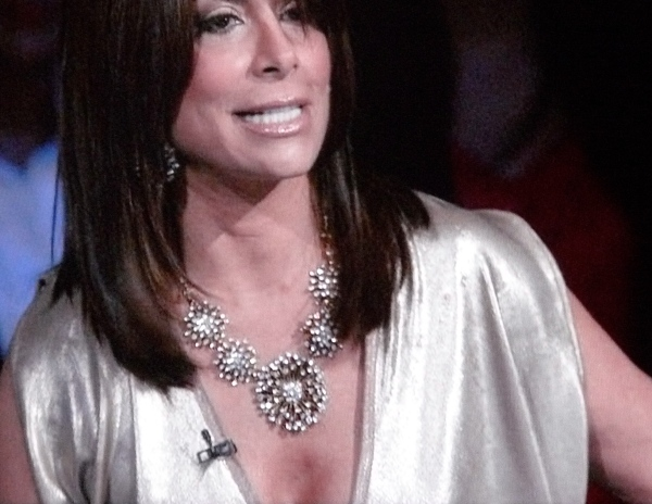 More Paula Abdul Jewelry and Clevage