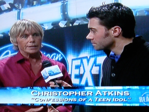 Christopher Atkins chats with Ace Young