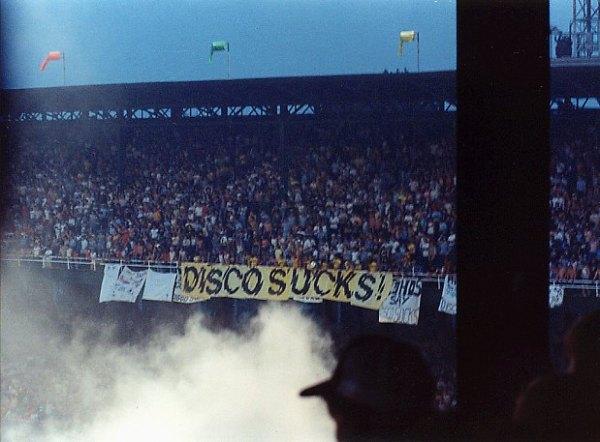 Disco Demolition on American Idol
