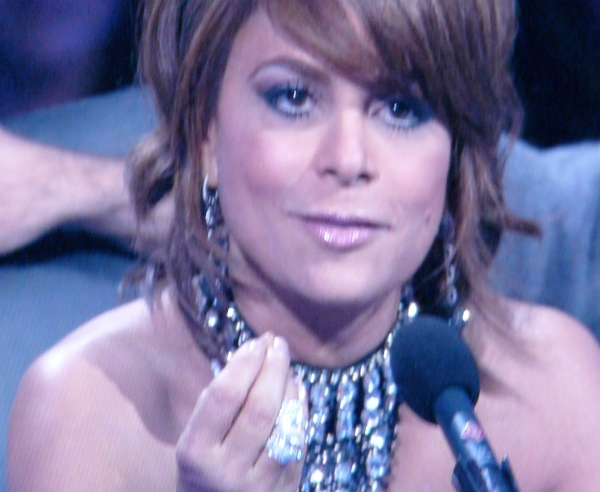 Paula Abdul is oh so quotable and bejeweled