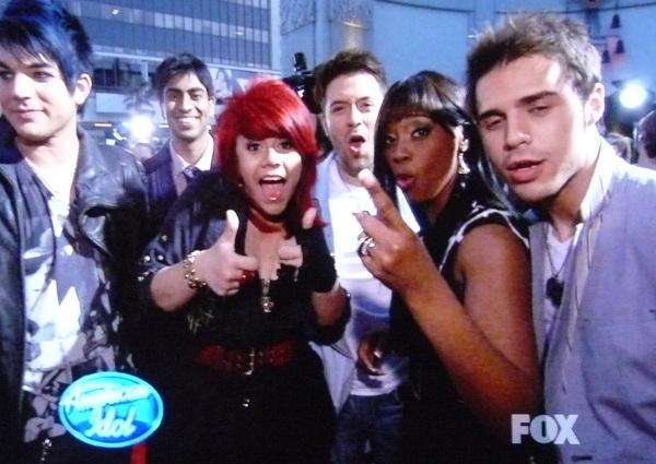 American Idols go watch 17 Again or something like that