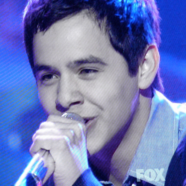 David Archuleta returns to American Idol