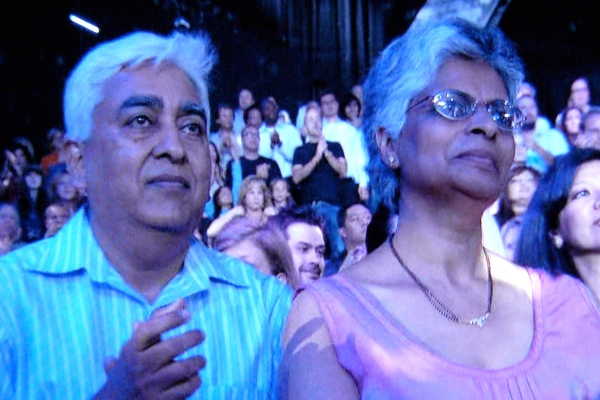 Awww, Anoop's parents are so adorable