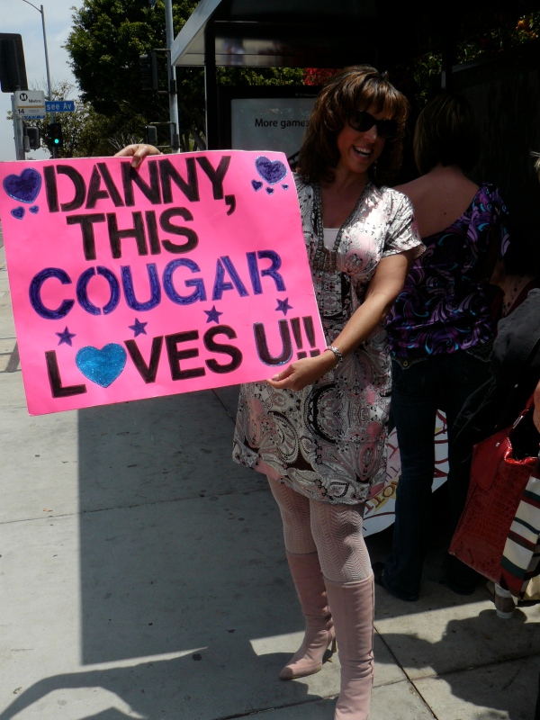 Danny Gokey, this cougar loves you