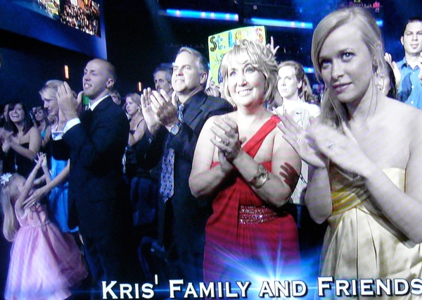 Kris Allen's Family and Bland Wife