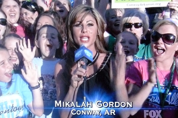 Mikalah Gordon: Yes, she still exists!