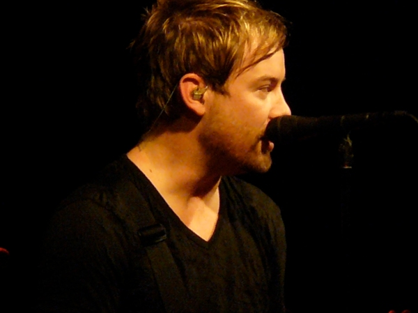 David Cook -- Northampton, MA -- May 23, 2009 (Pearl Street)
