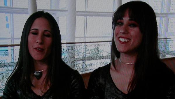 Jessica Guadix & Jennifer Guadix -- SYTYCD