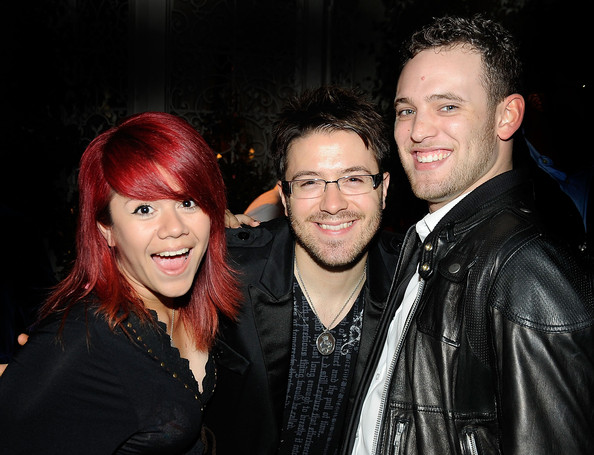 Allison Iraheta, Danny Gokey and Matt Giraud