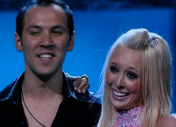SYTYCD -- Max is paired with Hot Mess Melissa