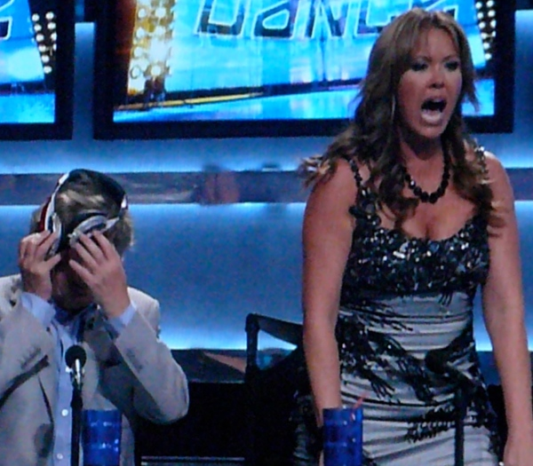 SYTYCD -- Crazy Mary Murphy gets on the Hot Tamale Train