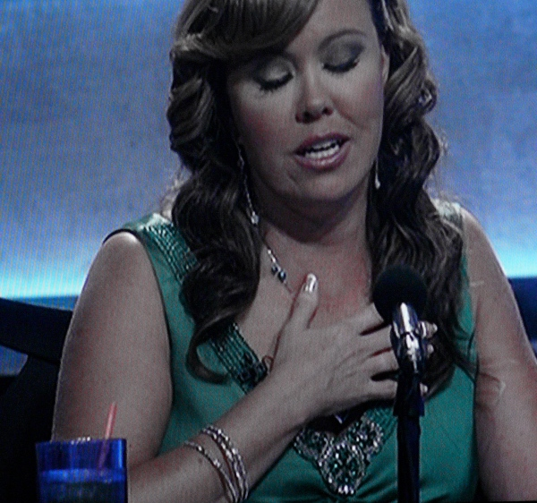 Crazy Mary Murphy is moved to tears by the Waltz