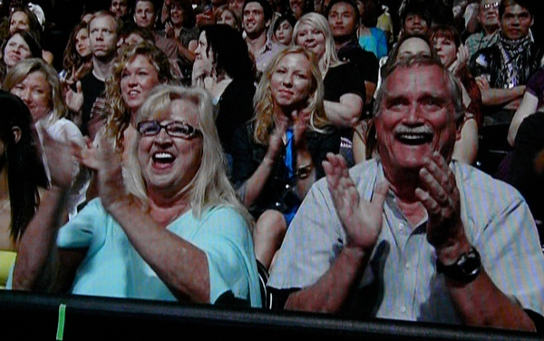 SYTYCD Kayla's Grandparents are cute. I like them better than her.