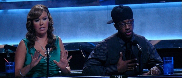 SYTYCD -- Mary Murphy and LIl C need drink refills