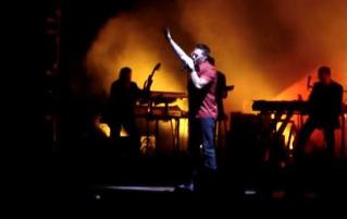 Danny Gokey in Portland (American Idol Tour)
