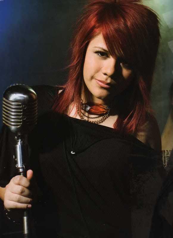 Allison Iraheta -- American Idol Tour Program