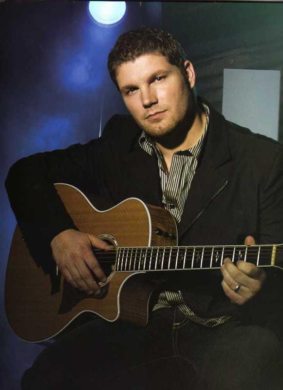 Michael Sarver -- American Idol Tour Program
