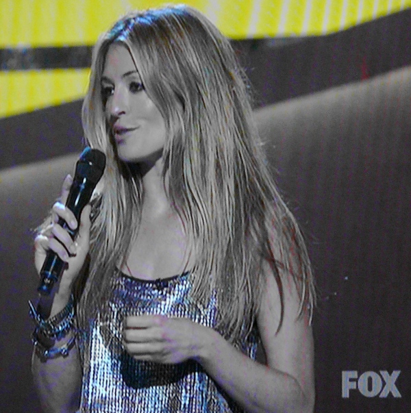 SYTYCD -- Cat Deeley is a platinum goddess