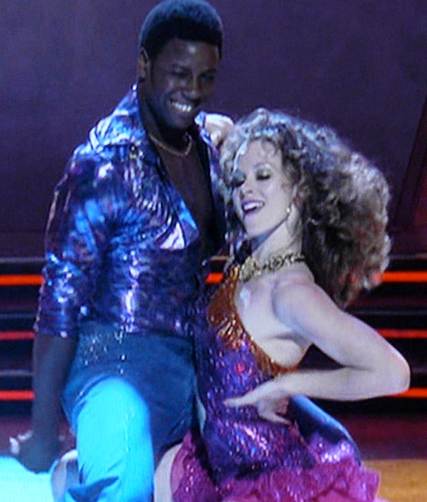 SYTYCD -- Ade and Melissa do Disco
