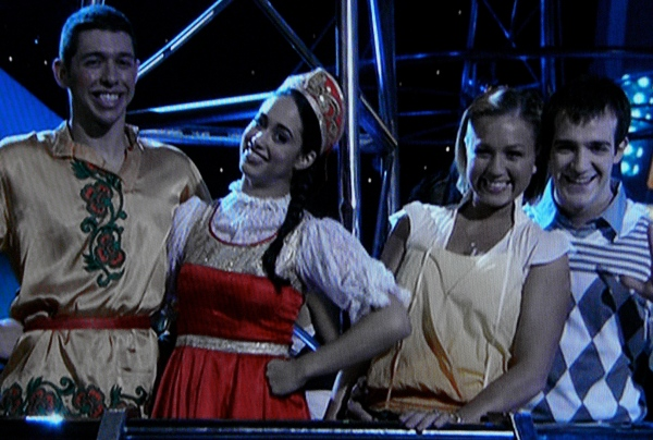 SYTYCD -- after the break...Russian Folk and Hip Hop