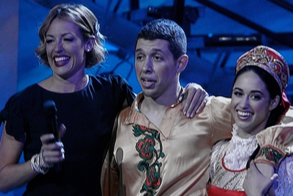 SYTYCD -- Phillip and Jeanine after Russian Folk dance