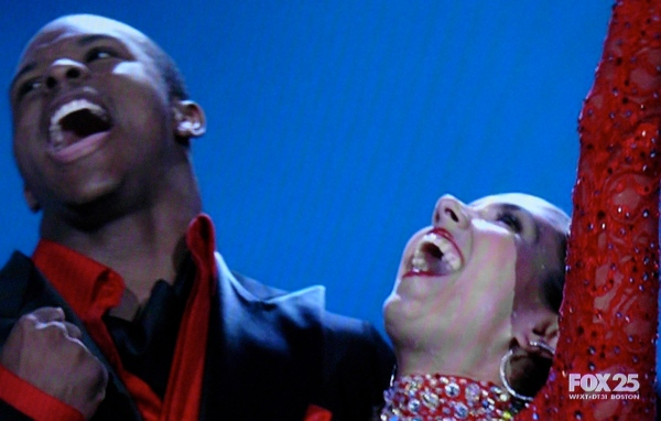 SYTYCD -- Brandon and Janette get lavish praise for their Argentine Tango