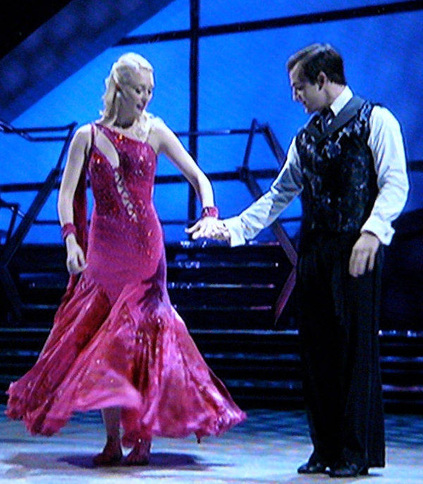 SYTYCD Top 10 -- Kayla and Evan do the Viennese Waltz