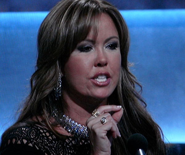 SYTYCD Top 10 -- Mary Murphy has a hot flash & needs another cocktail