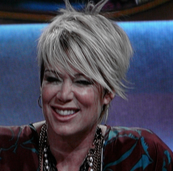 Mia Michaels hair is looking a bit Kate Gosselin