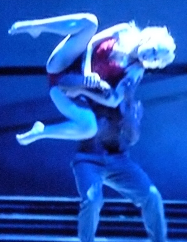 SYTYCD Top 6: Kayla and Brandon do Contemporary