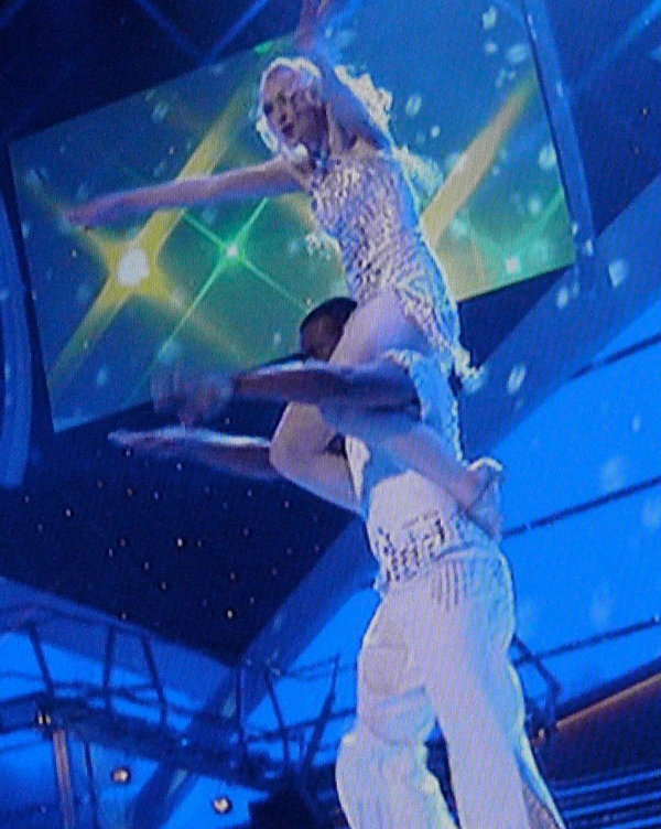 SYTYCD Top 6: Brandon and Kayla do Disco