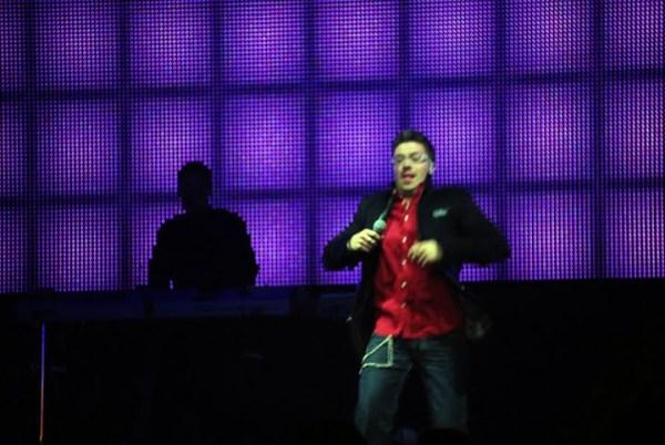American Idol Tour Memphis: Danny Gokey still preaching